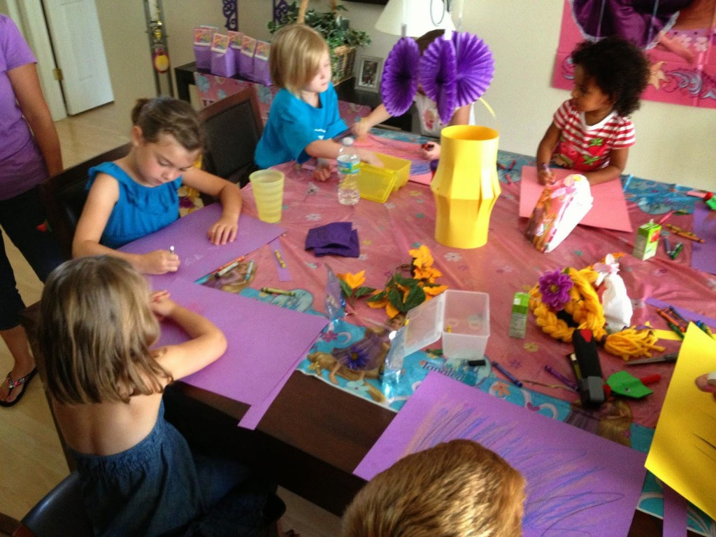 Kid Party Games Inside