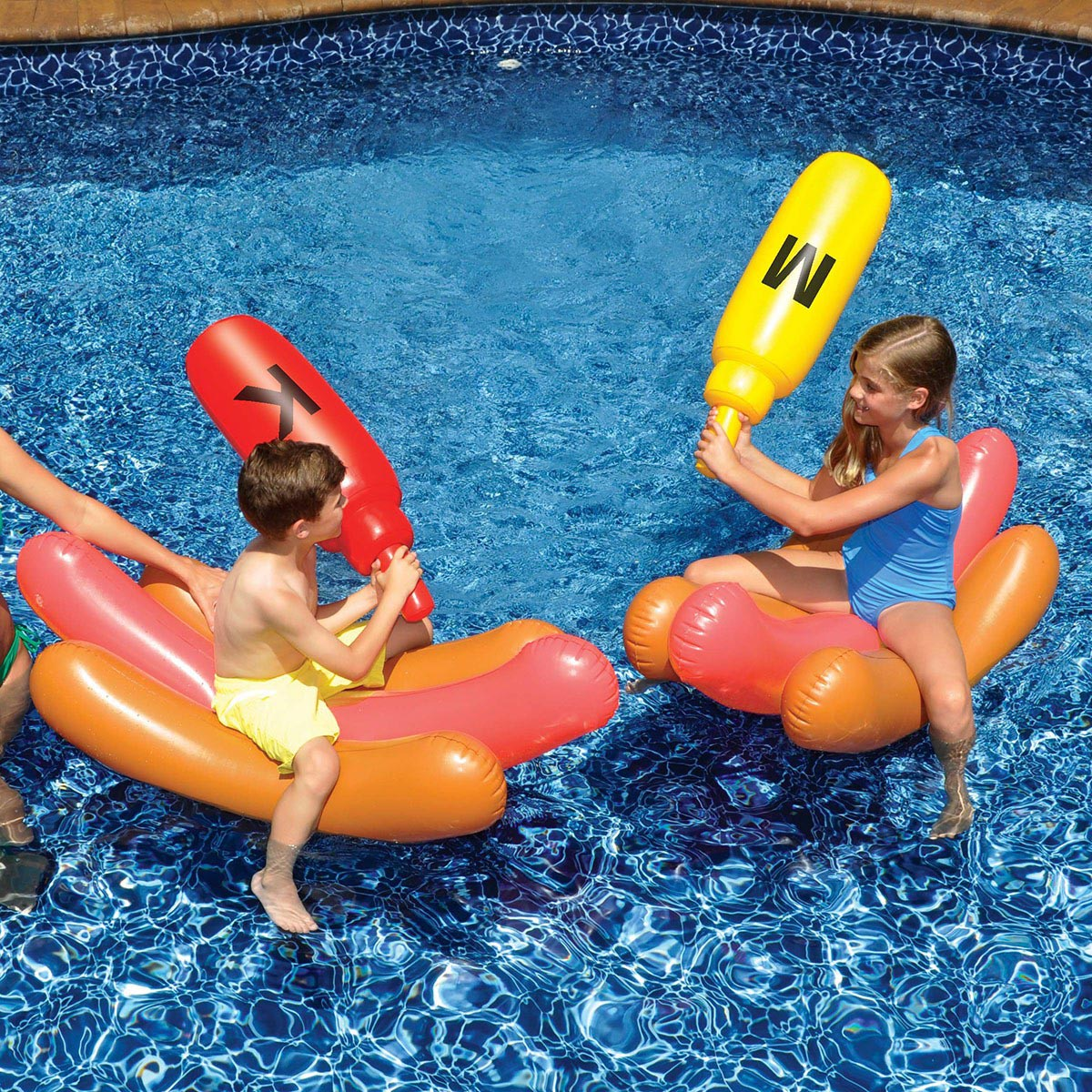 Kid Pool Party Games