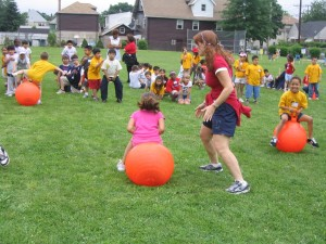 Kids Outdoor Party Games