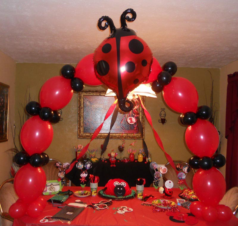 Ladybug Party Games Toddler