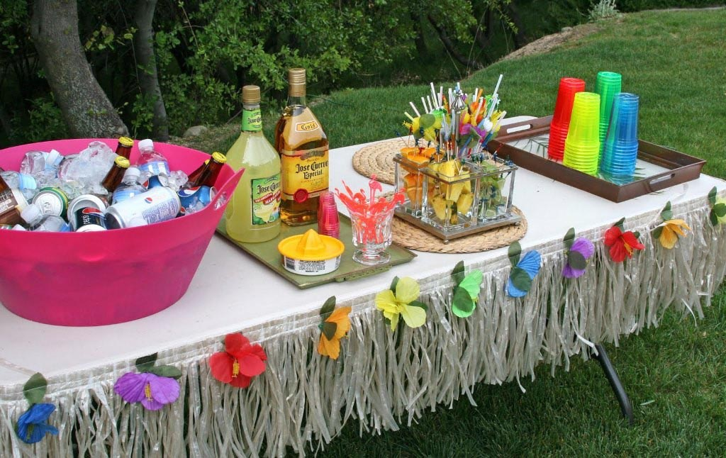 Luau Party Games Adults