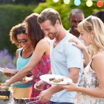 Outdoor BBQ Party Games