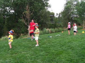 Outdoor Childrens Party Games