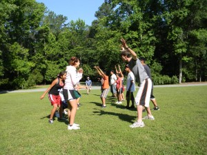 Outdoor Games for Parties