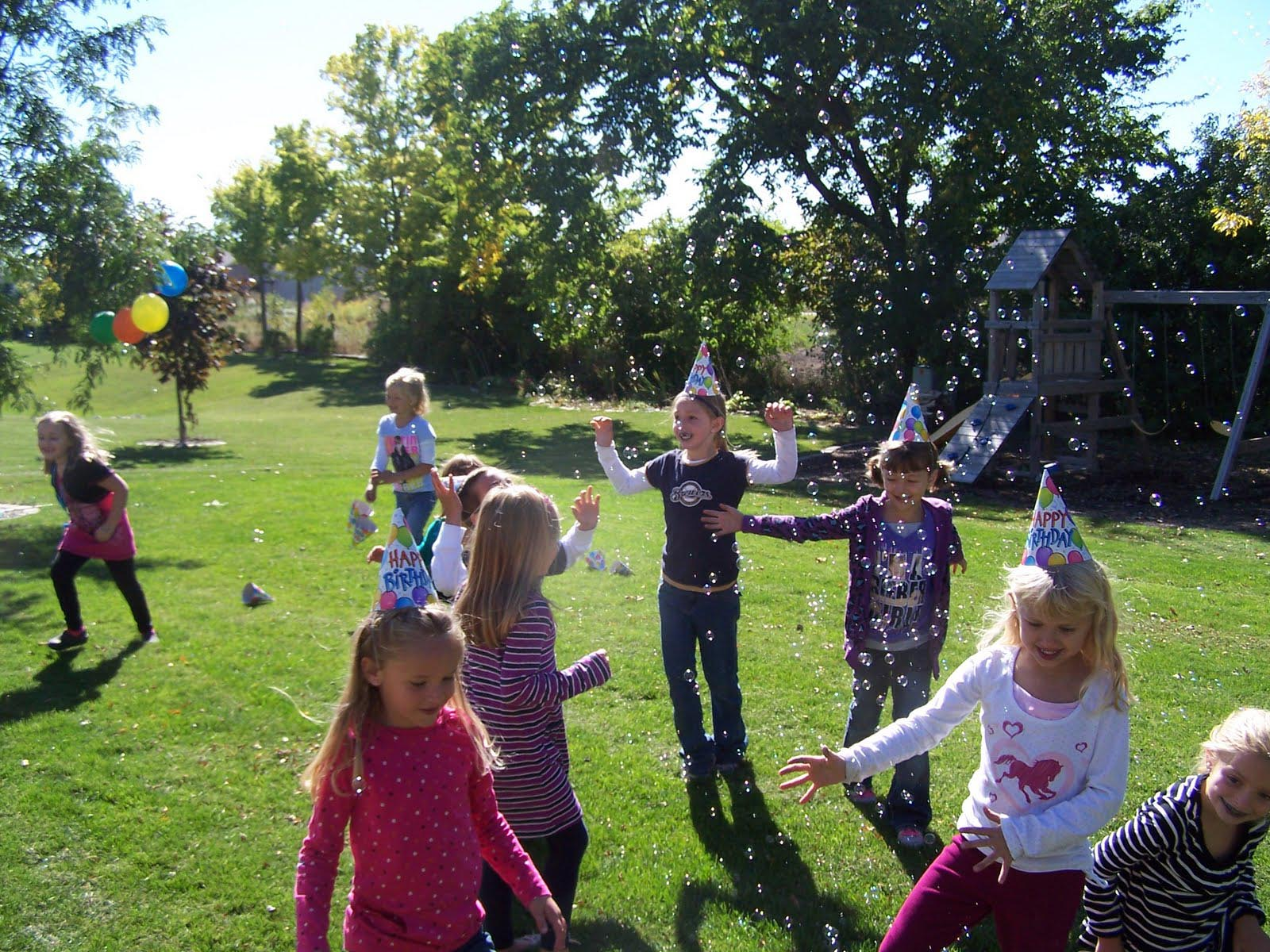 Outdoor Games for Party