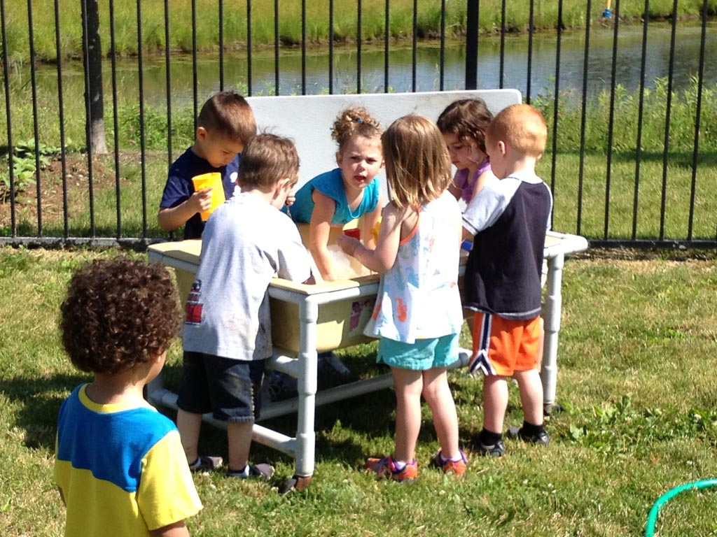Outdoor Party Games Preschoolers