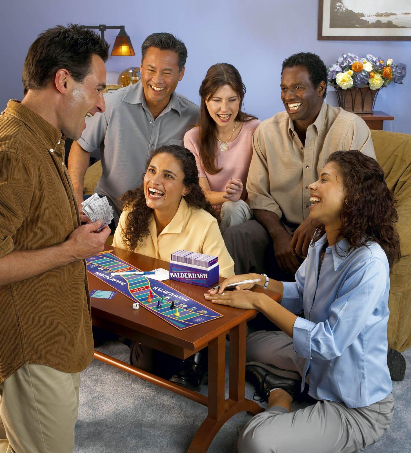 Party Game Ideas Adults