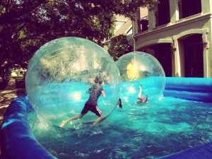 Pool Party Kid Games