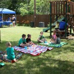 Preschool Party Games Outdoors