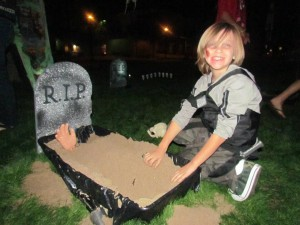 Quick Easy Halloween Party Games