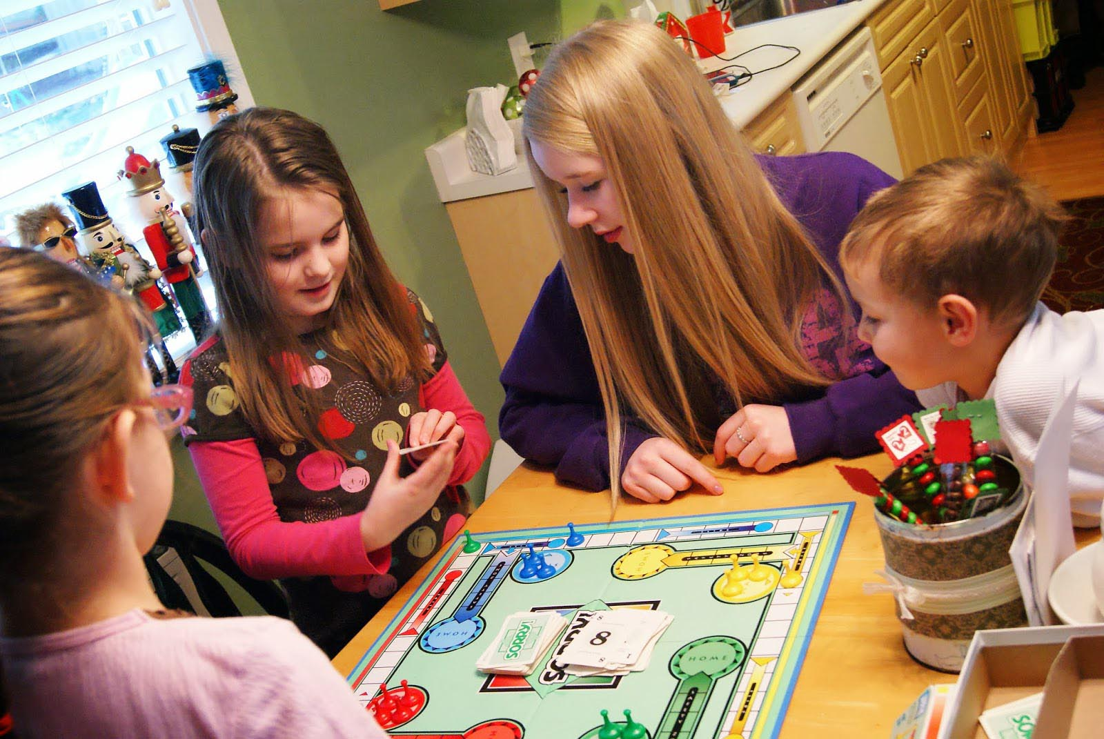 Simple Family Party Games