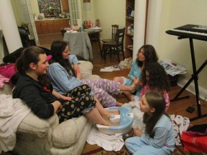 Slumber Party Games Adults