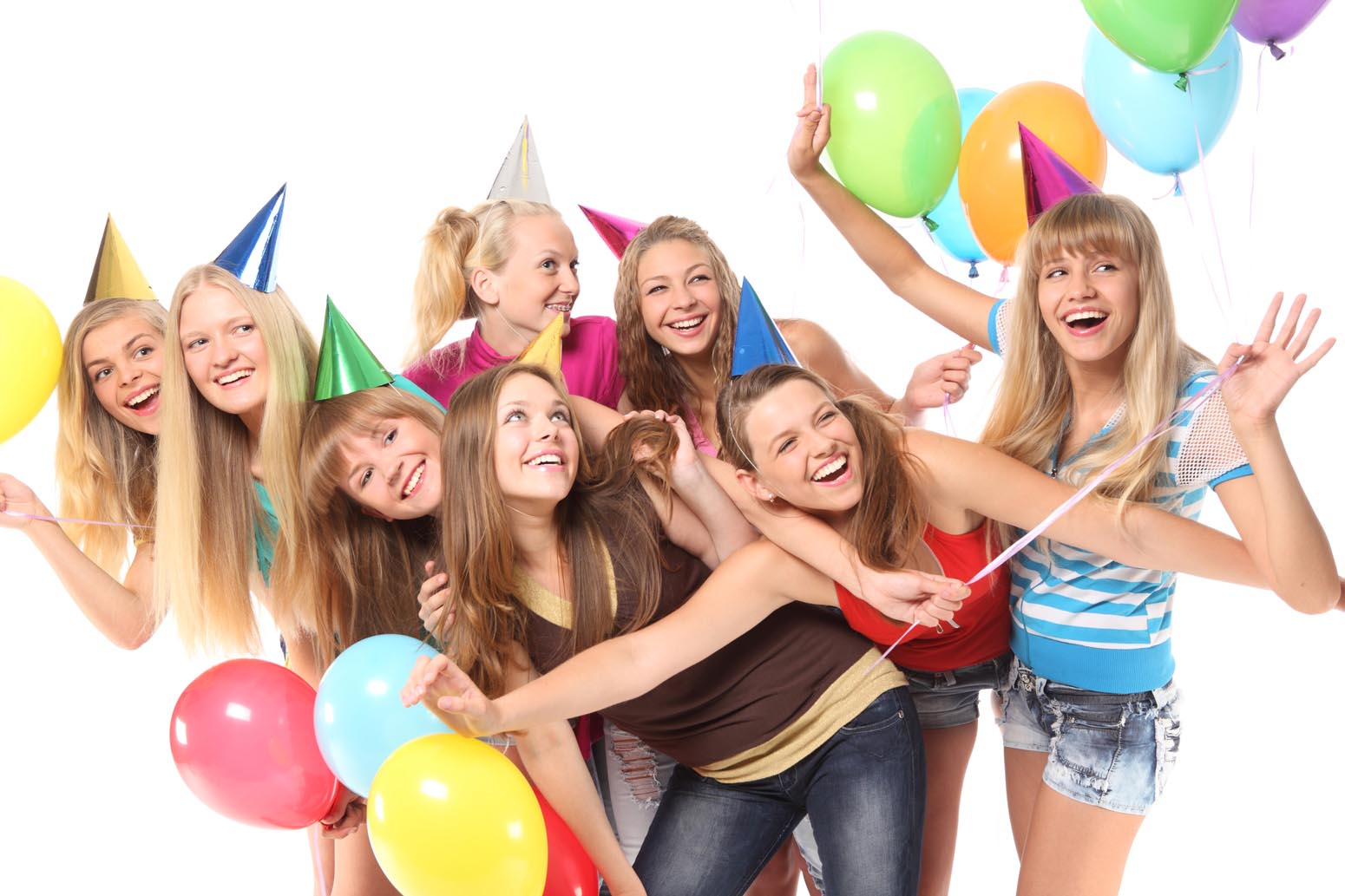 Teenage Bday Party Games