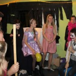 Teenage Halloween Party Games