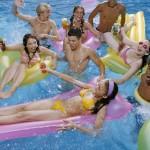 Teenage Pool Party Games