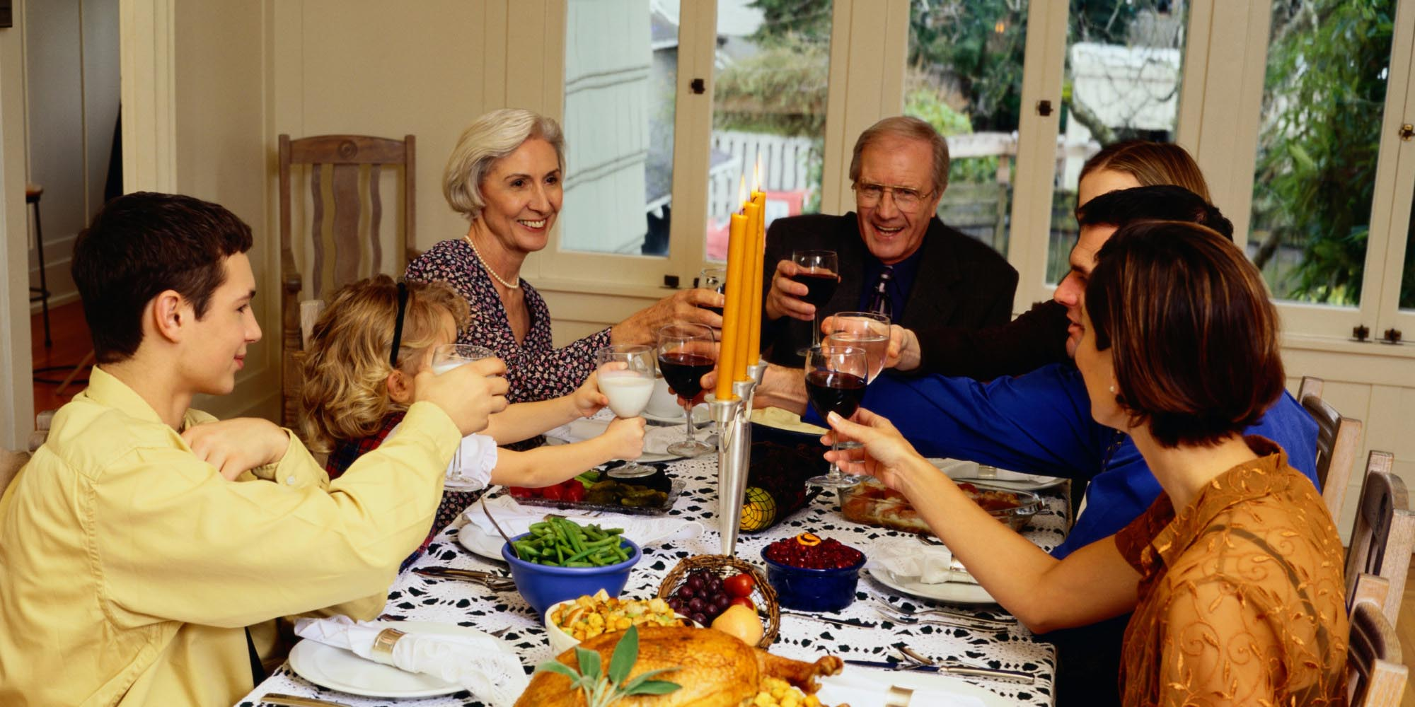 Thanksgiving Family Party Games