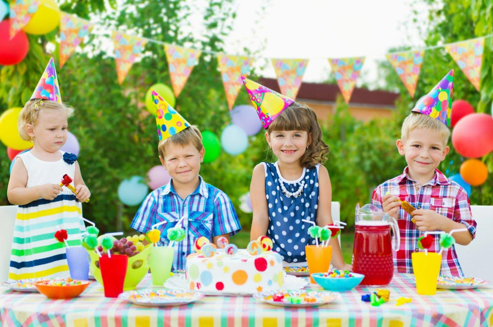 Toddler Birthday Party Games
