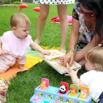 Toddler Games Birthday Parties