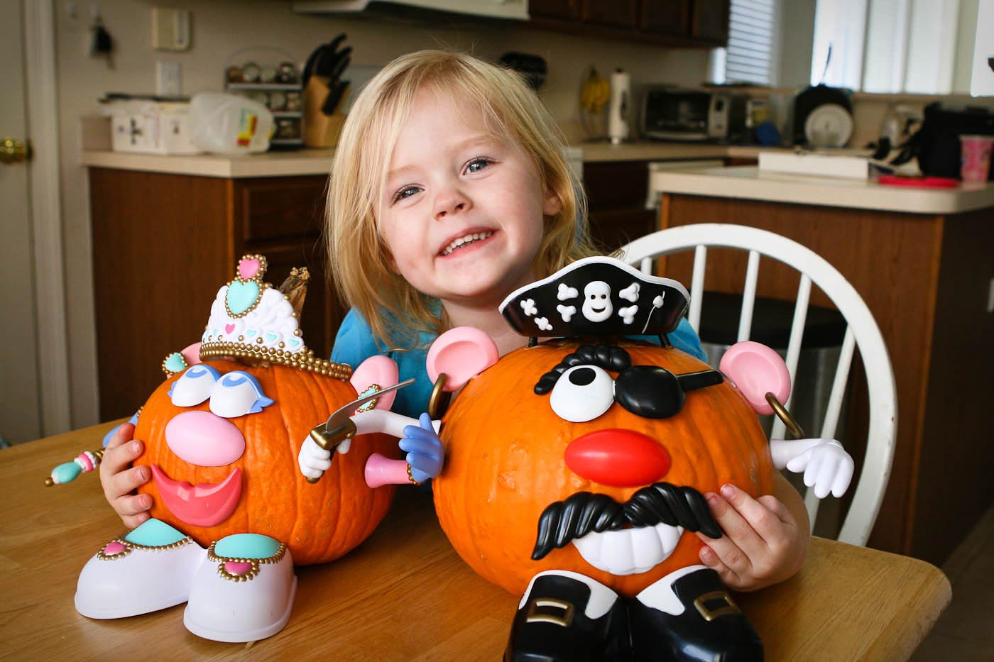 Toddler Halloween Party Games