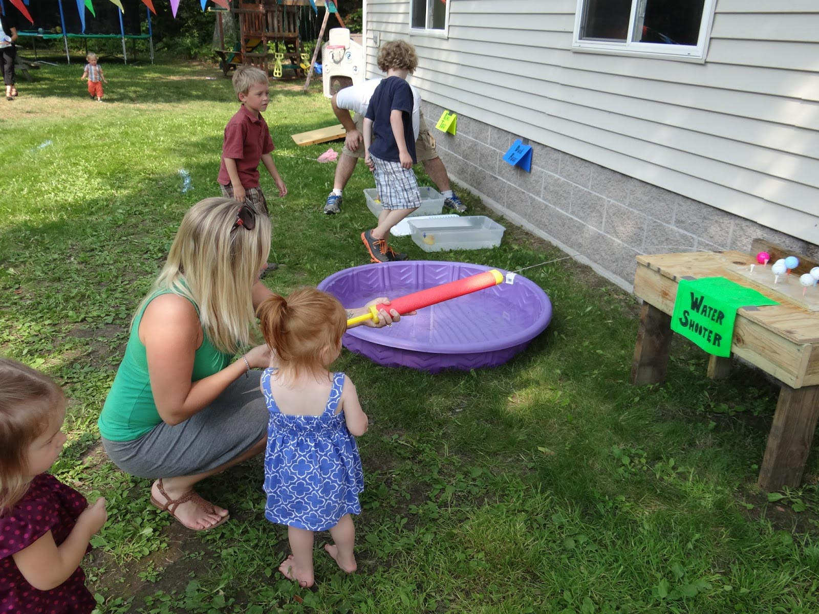 Toddler Party Games Activities