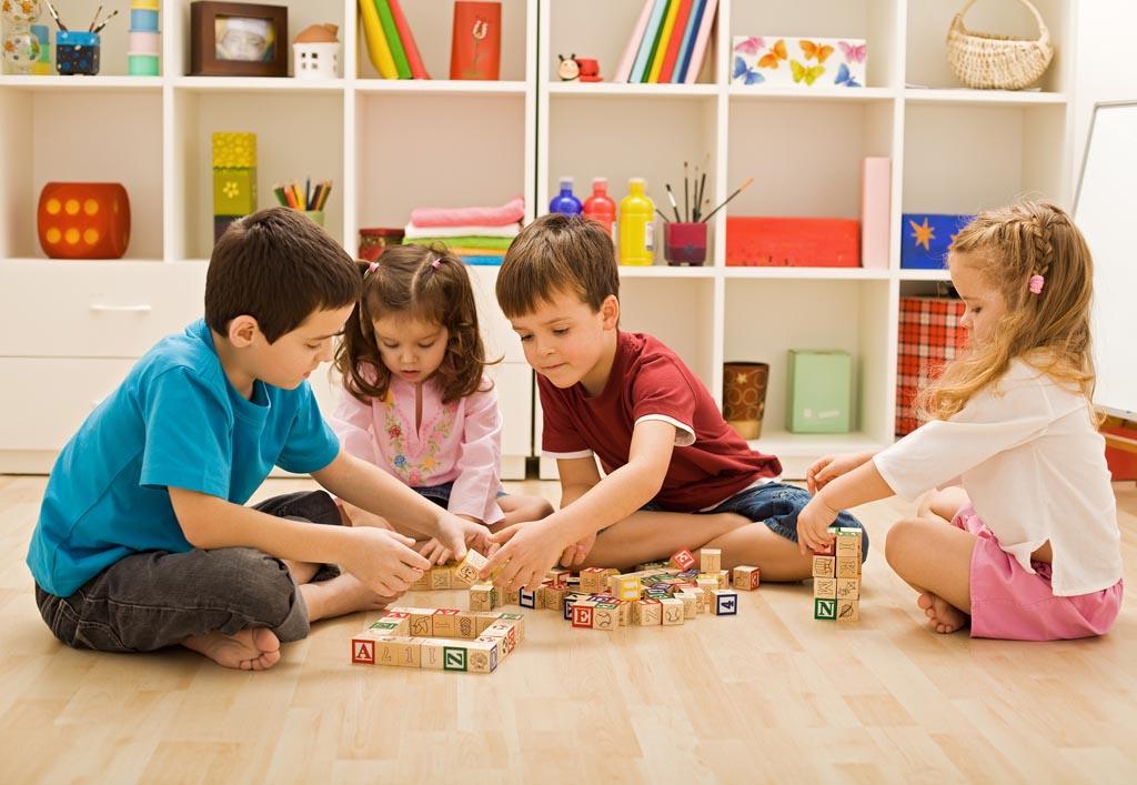 Toddler Party Games Indoor