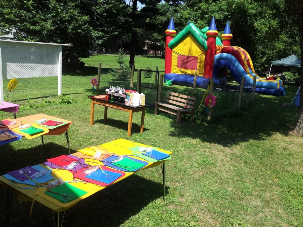 1 Year Old Birthday Party Activities