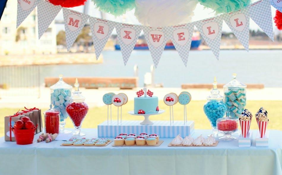 1st Birthday Party Planner