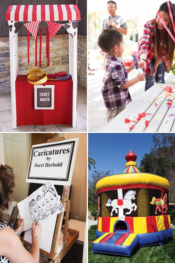 Activities for First Birthday Party