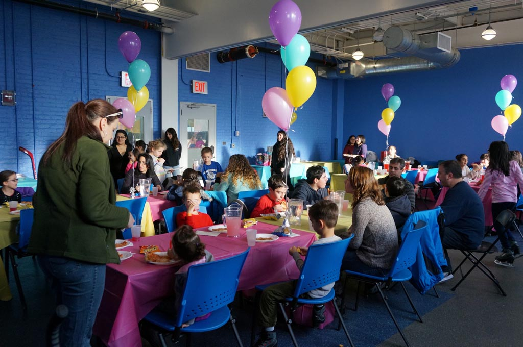Aviator Sports Birthday Parties