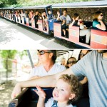 Birthday Party Train Rides