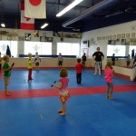 Cochrane Gymnastics Birthday Party