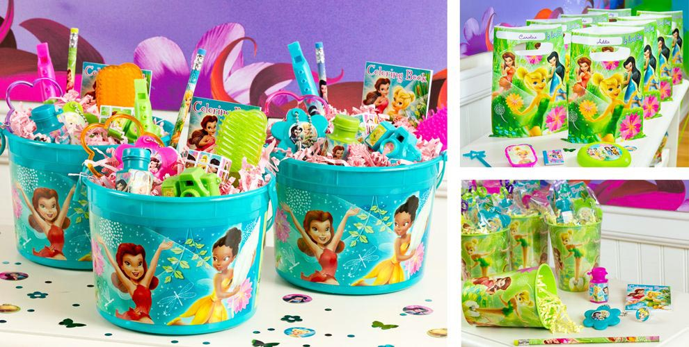 Disney Fairies Birthday Party Ideas