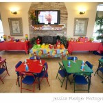 Elmo 1st Birthday Party Ideas