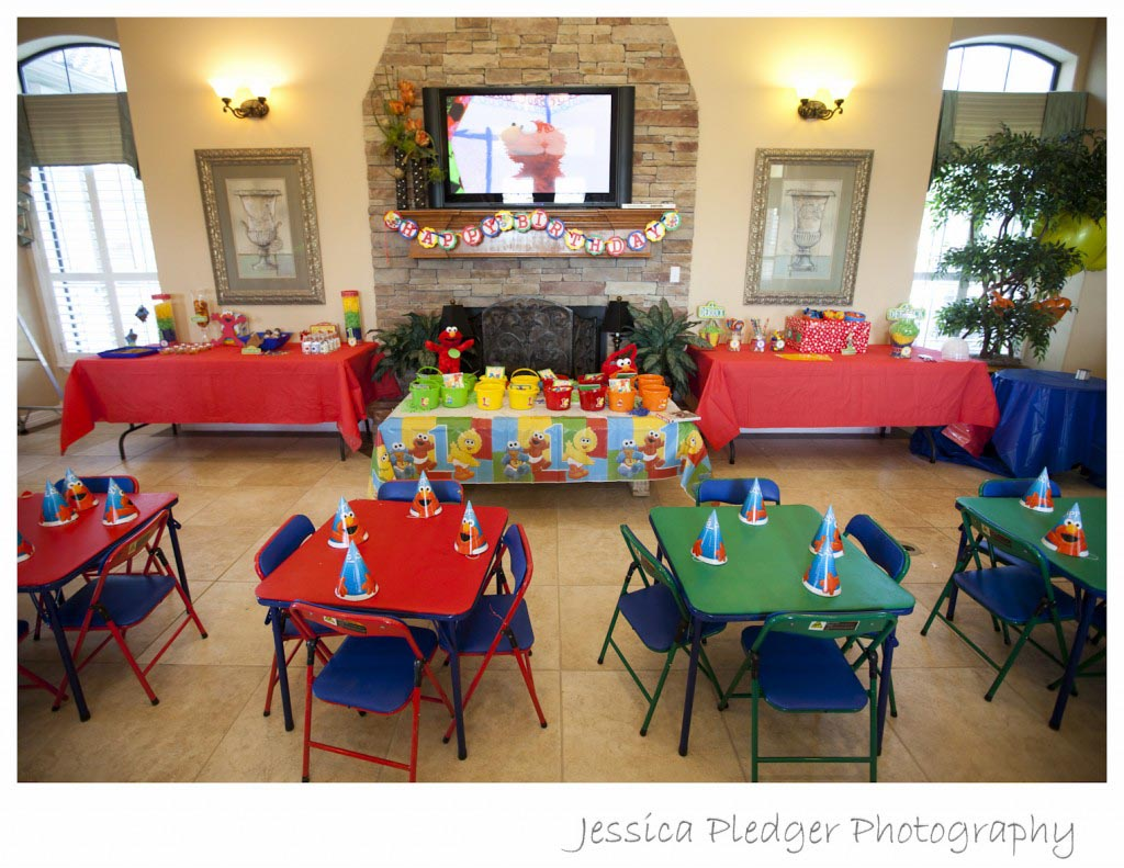 Elmo 1st Birthday Party Ideas Home Party Ideas