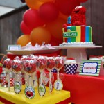Elmo 2nd Birthday Party Ideas