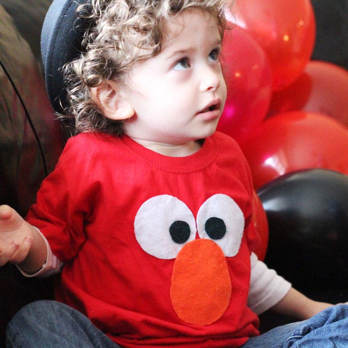 Elmo Birthday Party Activities
