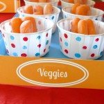 Elmo Birthday Party Food Ideas