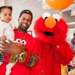 Elmo Character Birthday Party