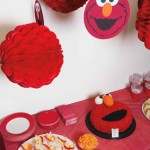 Elmo Foods for Birthday Parties