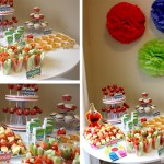 Elmo Party Ideas for 1st Birthday