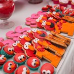 Elmo Themed 1st Birthday Party Ideas