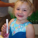 Encore Gymnastics Birthday Party