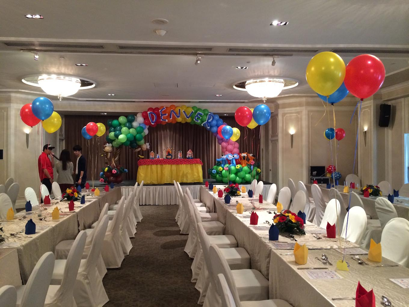 Event Planner Birthday Party Packages