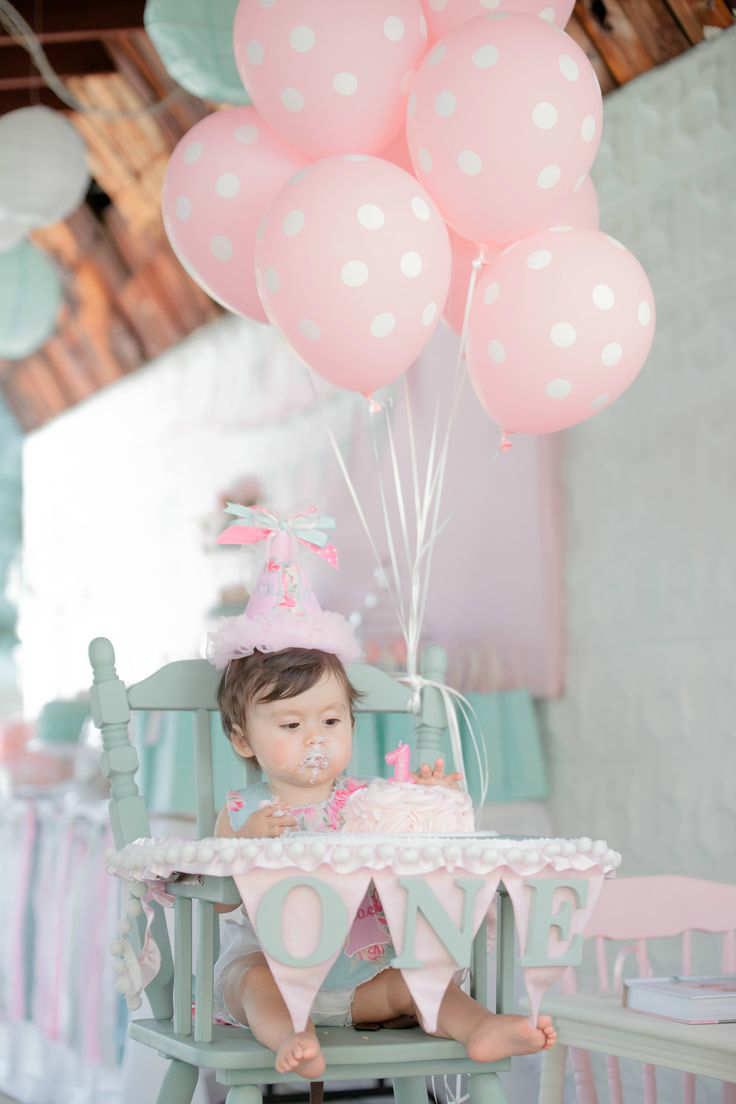 Fairy 1st Birthday Party