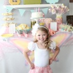 Fairy Ballerina Birthday Party