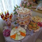 Fairy Birthday Party Food