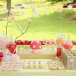 Fairy Garden Themed Birthday Party