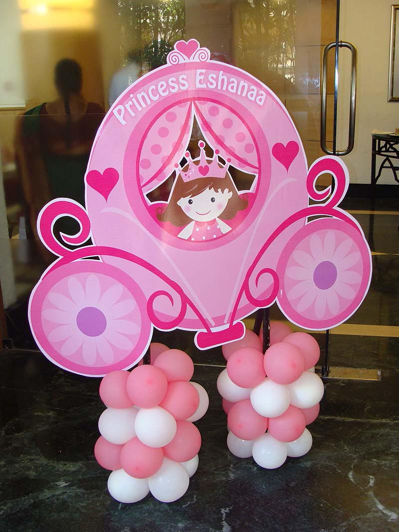 Fairy Princess Themed Birthday Party