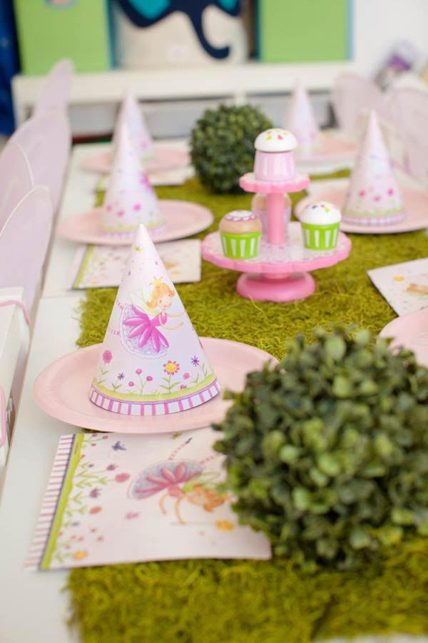 Fairy Tea Party Birthday