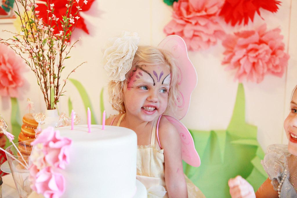 Fairy Themed Birthday Parties